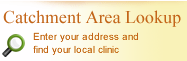 find your local clinic